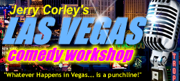 How To Write Comedy - Las Vegas