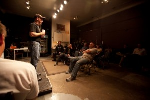 How To Write Comedy - Burbank Seminar