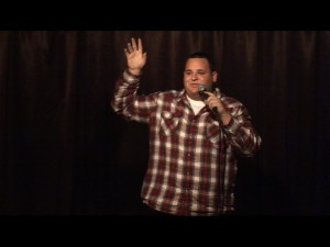 Jason London at the Comedy Store