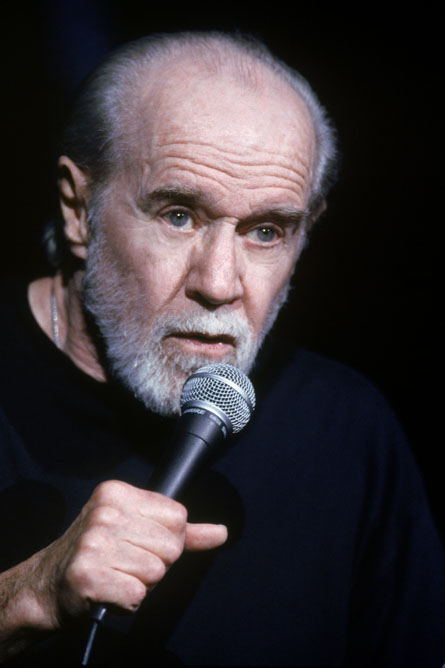 A Message From George Carlin - Stand Up Comedy Clinic