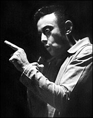 Top 10 Comedians - Lenny Bruce