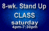 comedy class la Saturday