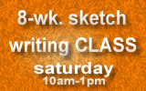 Sketch Writing with Bob Mills