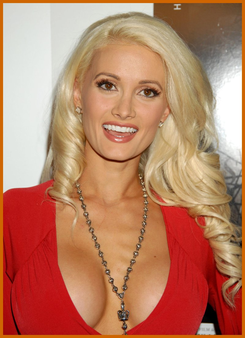 how tall is holly madison