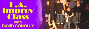 Improv Class with David Conolly