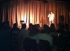 Brian Zuanich at the Cohiba Club