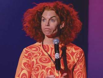 Carrot Top at Luxor - YouTube
