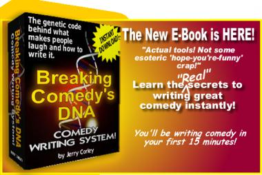Breaking comedy's DNA