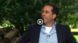 How to write comedy - Jerry Seinfeld style