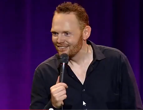 How to Write Comedy Like Bill Burr - Stand Up Comedy Clinic