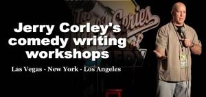 Weekend Comedy Writing Workshops