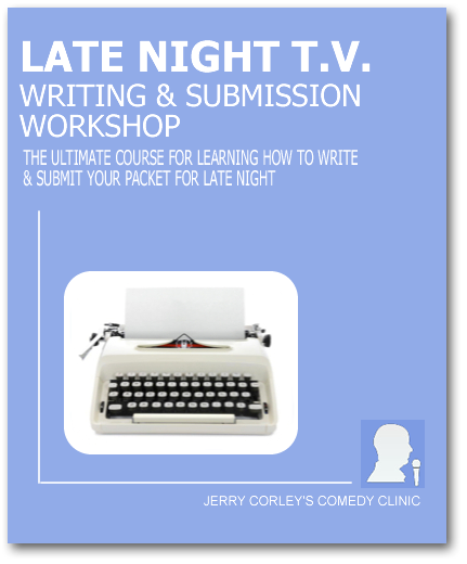 late night T.V. writing & submission course