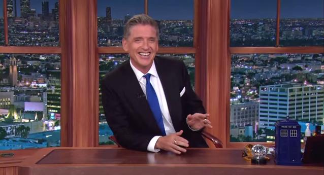 CBS Blew It! – Craig Ferguson Announces He's Leaving 'Late Late Show'