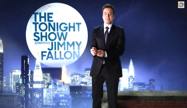 Tonight Show-Jimmy Fallon