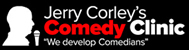 Stand Up Comedy Clinic Advanced Stand-Up Comedy Class Logo