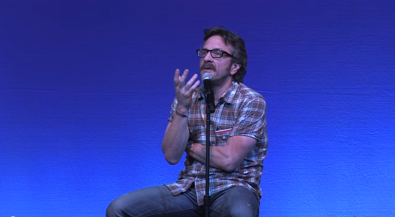 Discover How To Write Like Comedian Marc Maron