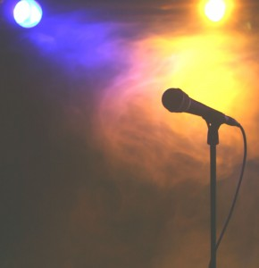 microphone-light