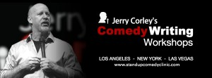jerry corley's weekend comedy writing workshops