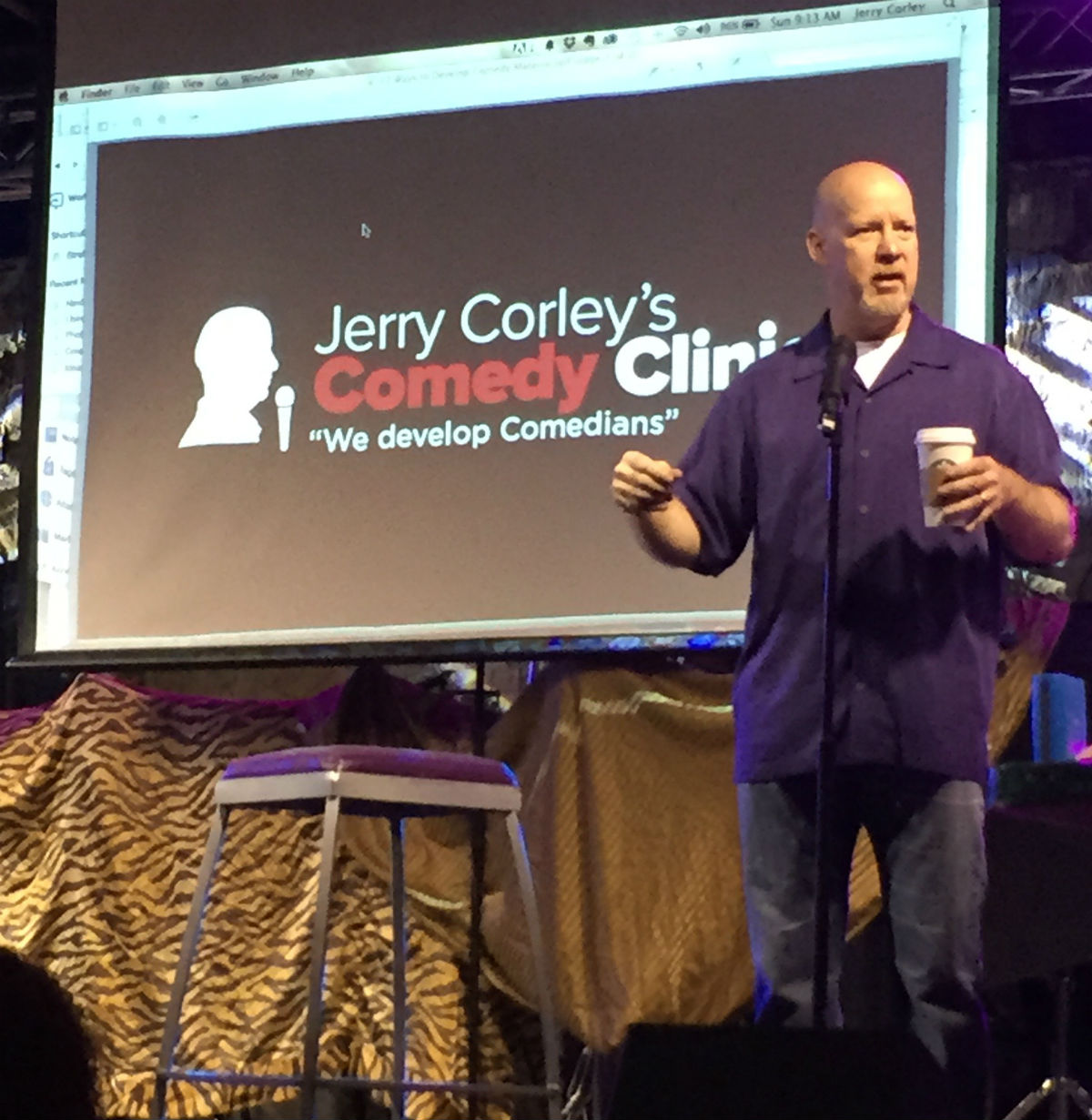 jerry corley - 2-day Comedy Writing Workshop in Vegas