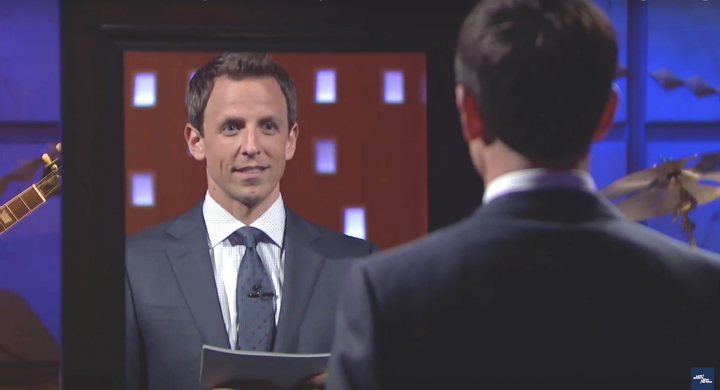 Seth Meyers Affirmations