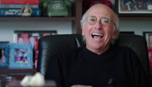 Larry David -The History of Comedy on CNN