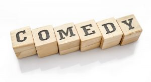 opportunities in comedy