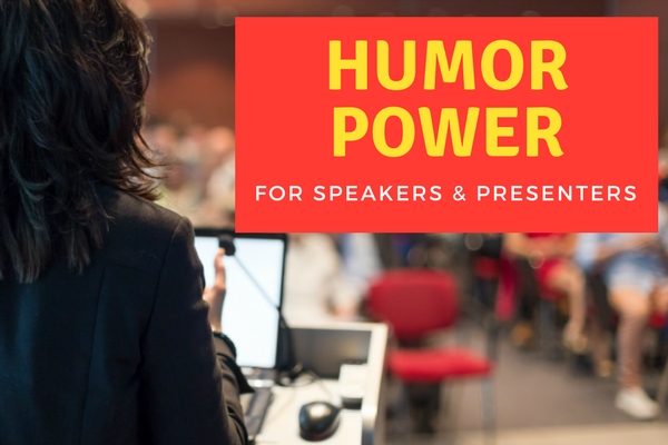 putting humor in your speeches