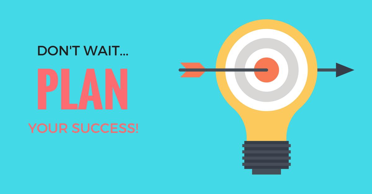 plan your success