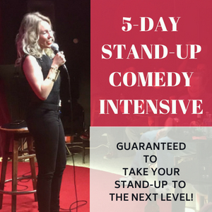 5 Day Intensive Class - Burbank @ Stand Up Comedy Clinic