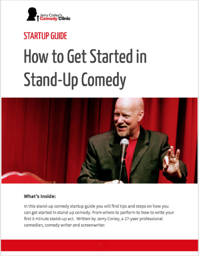 How to do Stand-up Comedy - Start-up Guide