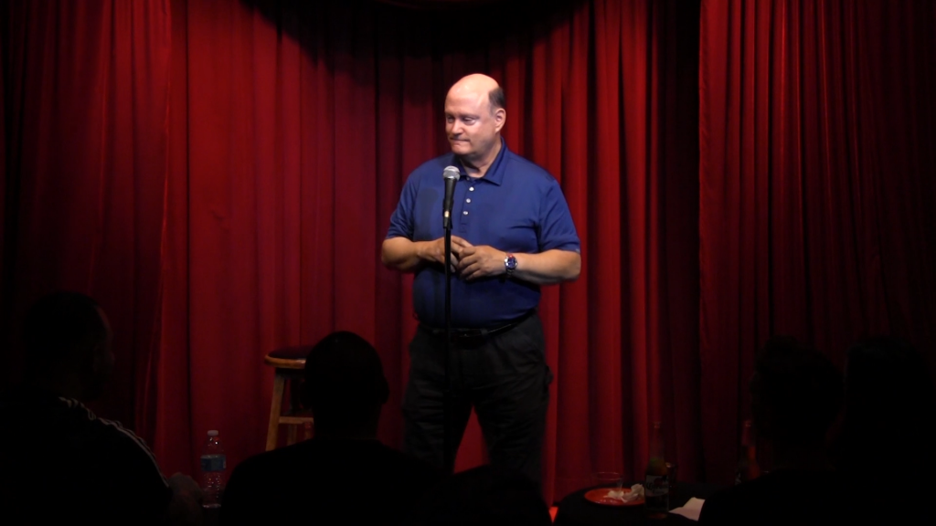 Jon Hughes Comedy Showcase