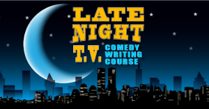 Late Night TV Comedy Writing Course Online