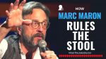marc maron's secret to captivating the audience